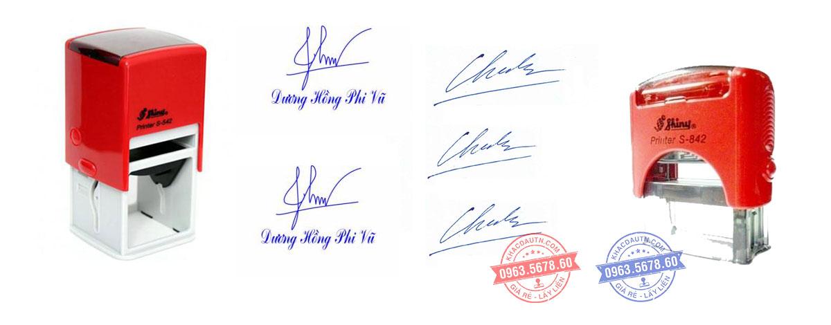 địa chỉ khắc dấu chữ ký uy tín