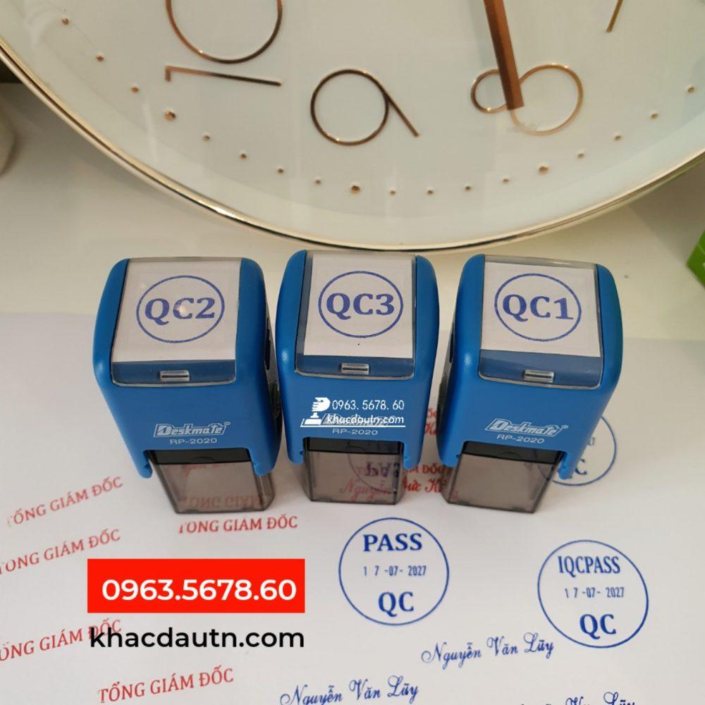 Con Dấu QC - 0963.5678.60 Chuyên Cung Cấp Và Sản Xuất Giao Công Con Dấu - Luôn Có Nhiều Ưu Đãi Giảm - Xuất HD VAT 10%