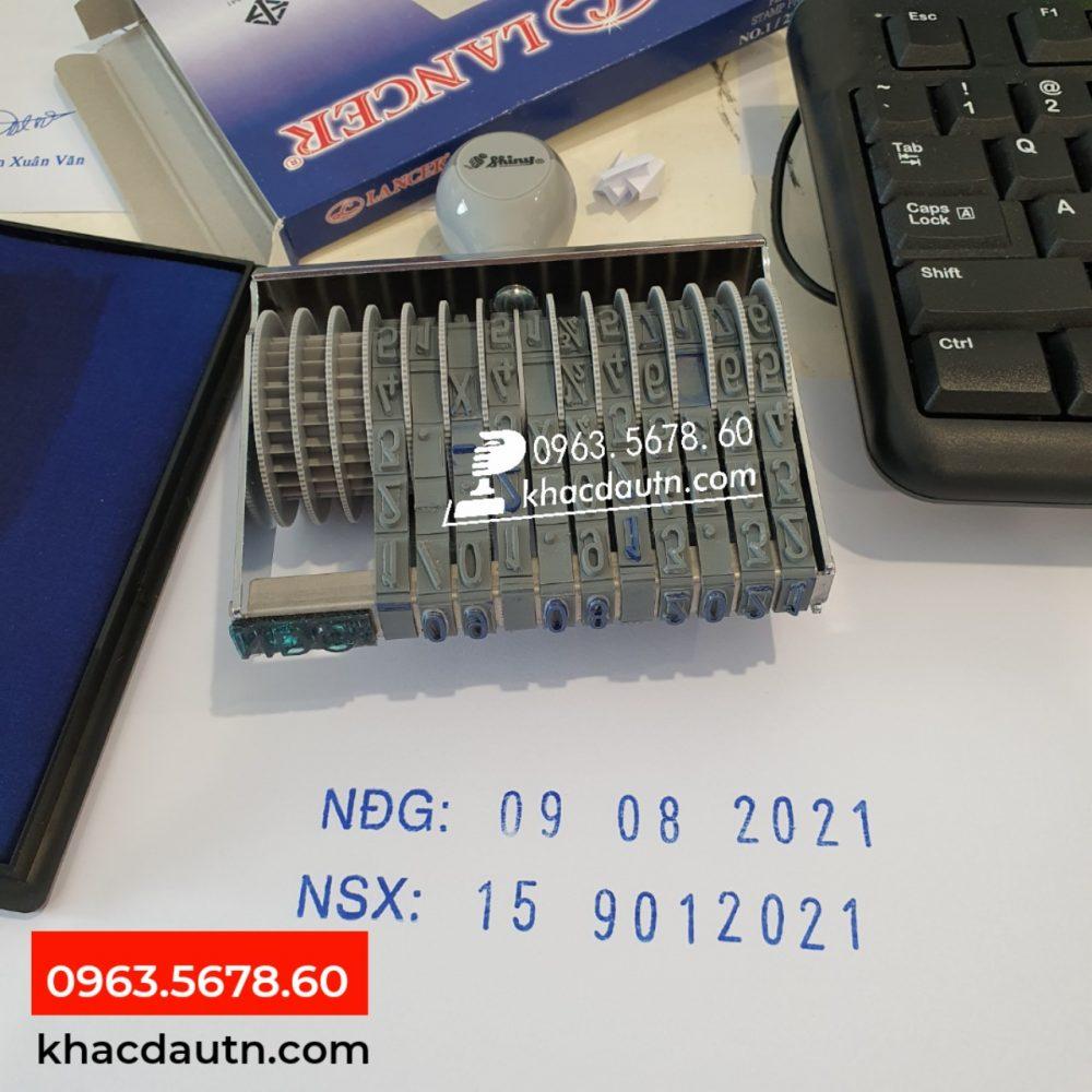 Con Dấu Ngày Sản Xuất - 0963.5678.60 Chuyên Cung Cấp Và Sản Xuất Giao Công Con Dấu - Luôn Có Nhiều Ưu Đãi Giảm - Xuất HD VAT 10%